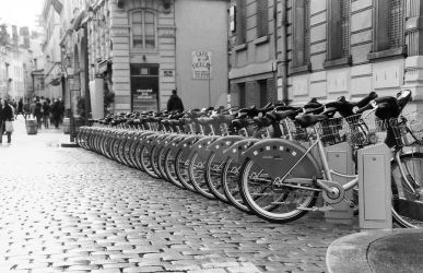 Bicycles by LaLe76