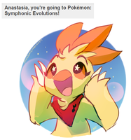 I'm  Excited by MusicalCombusken