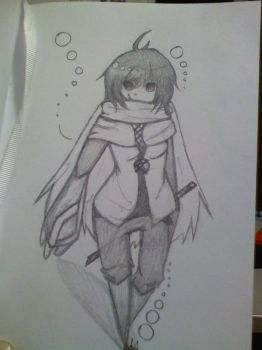 Remy's old Design by saimaisama