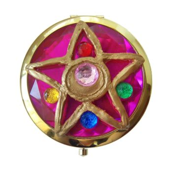 Power up with a Sailor Moon Crystal Star Compact by geekymcfangirl