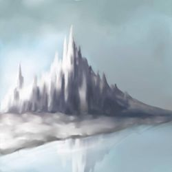 Ice Mountain by IKillDeadThings