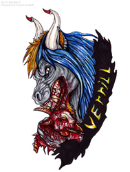 Verrill Badge by TheMightyBruxer