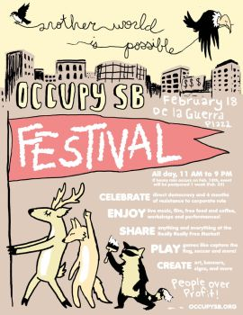 Occupy Festival 2 by ztk2006