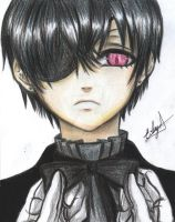 Ciel Phantomhive by Eilyn-Chan