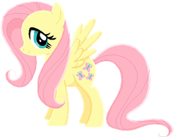 Fluttershy by MollyKetty
