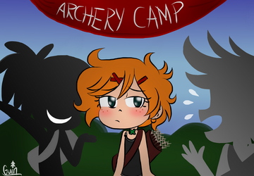 Archery Camp by AskGuinGF