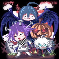 Happy Halloween by shirodebby