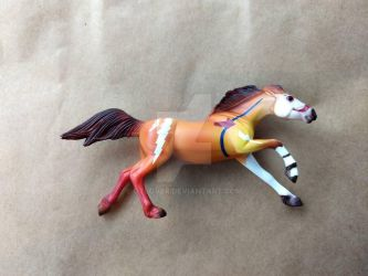 breyer spirit chase piece S2 by OTlover