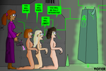 Gals and MCing monolith by hypnovoyer