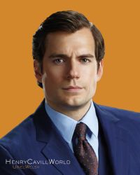 Napoleon Solo Profile by urielwelsh