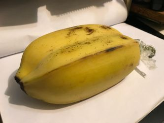 Conjoined Big Bananas by RiverKpocc