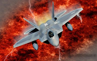 F-22 Lightning 3 (Updated) by sonicboom1226