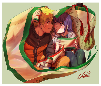 AT: NaruHina by Cygnetzzz