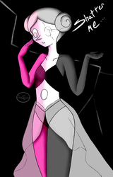 White Pearl is Pink Pearl (*theory*) by PunkBune