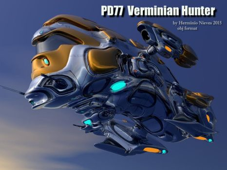 PD77 Verminian Hunter by oigaitnas