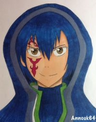 Jellal Fernandes by Annouk64