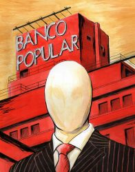 Faceless Puerto Rico - Banco Popular by gravitydsn