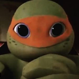 TMNT 2012 Mikey x (Male) Reader Holo Dreams by Dark-Blossom95 on