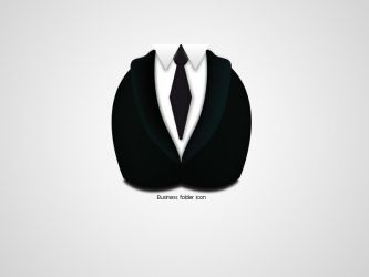 Business icon by timelikeit