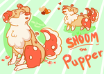 [CLOSED] Adoptable Pupper! by TheUniwolfHeart