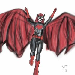 Batwoman  by Number1Exile