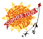 Kelsey Rottiers Summer Tour poster by kiolia