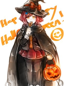 Happy Halloween by riyuta