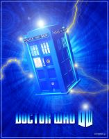 Doctor Who Promotional Poster by tartanninja