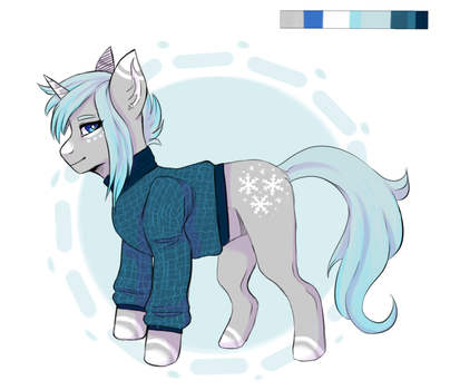 Character Adopt / Pony / OPEN by Dashawolfwol