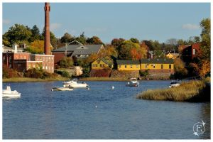 Exeter, NH water front by EsBest