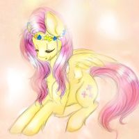 Fluttershy by PonieExpress