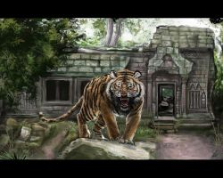 Thai Tiger by NightWish666