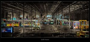 The Old Tram Factory by brentbat