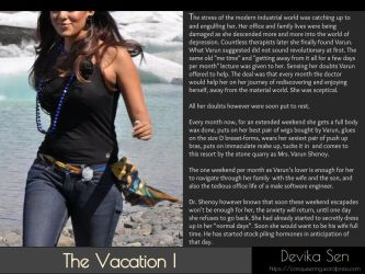 The Vacation I by debisen