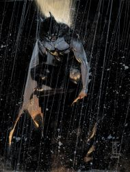Batman AlexMeleev Colwell by JeremyColwell