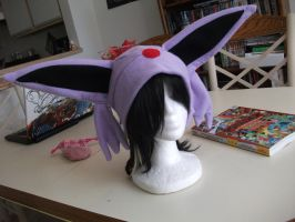 Espeon Hat by Chochomaru