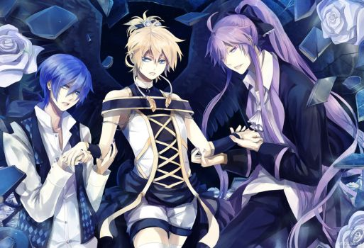 Vocaloid: VanaN'Ice Tribute picture by Lancha