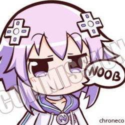 Commission - Nep Nep by chroneco