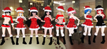 Huniepop Santas Helpers by quamp