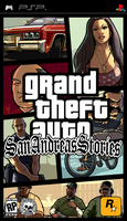 GTA: San Andreas Stories by o-OPAZO-o