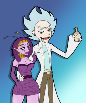 Diva and Rick by Prepare-Your-Bladder