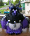 Alliance Moonkin all finished by garnetbear