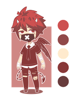 chibi adopt #6 [CLOSED] by Arensce