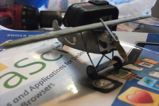 First Scratbuild Fokker D8 by MiGpilot25