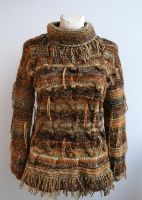 New brown sweater by dosiak
