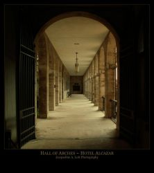 Hall of Arches by Isquiesque