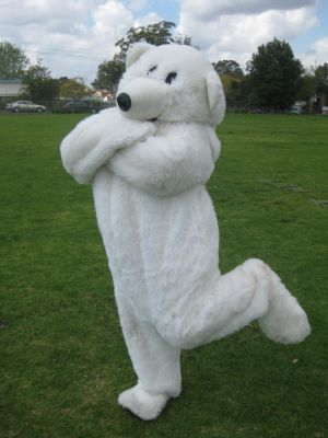 Yr 12 Muck Up Day - Polar Bear Hugs! by I-Have-A-Jar-Of-Dirt