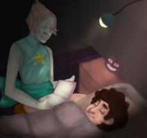Goodnight Steven by mysteriousMaiden-MM
