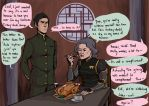 Turkey Dinner - Christmas special by strunza