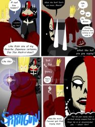 Grita the Reaper Versus Quint Page 5 by Symon-Says